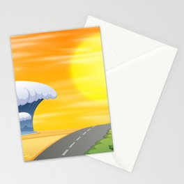A Summer Weekend - III.-  Stationery Cards