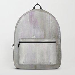 Lavender & Silver Backpack