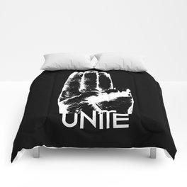 Unite Mockingjay Comforters