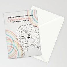 Could I Have Your Autograph Stationery Cards