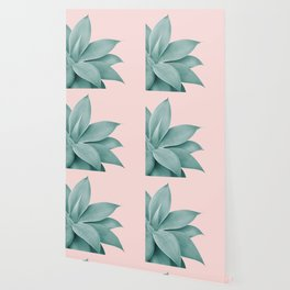 Agave Finesse #3 #tropical #decor #art #society6 Wallpaper