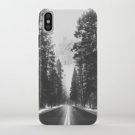 ROAD TRIP IV / Yosemite, California iPhone Case