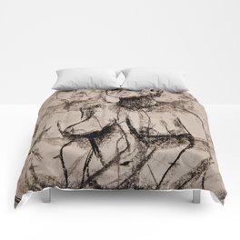 Seeing in Quattttro Comforters