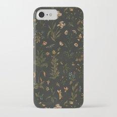 Old World Florals iPhone 7 Slim Case
