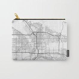 Minimal City Maps - Map Of San Bernardino, California, United States Carry-All Pouch