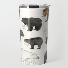 Bears Travel Mug