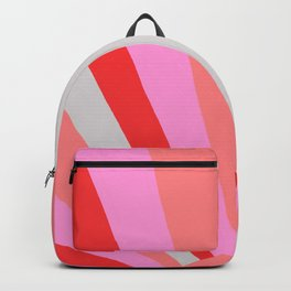 sunshine state, coral Backpack