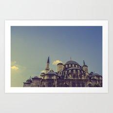 iPray Art Print