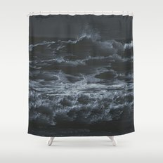 Blow it all Away Shower Curtain