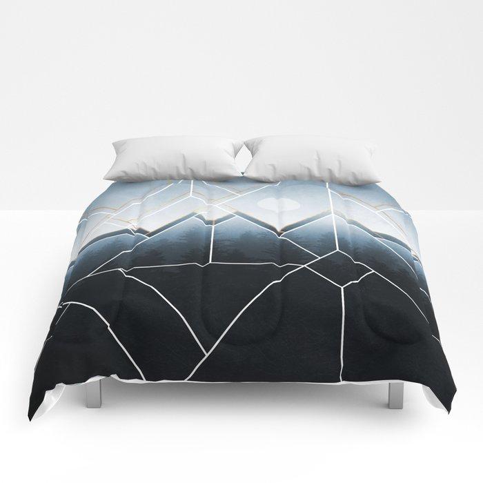 Fading North Comforters