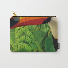Brasil Tropical Carry-All Pouch