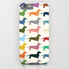 Dachshund Slim Case iPhone 6