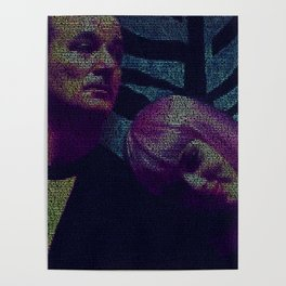 Lost In Translation Screenplay Print Poster