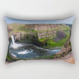 The Mighty Palouse Rectangular Pillow