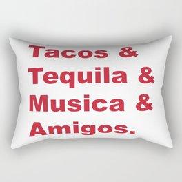 Great Weekends Rectangular Pillow