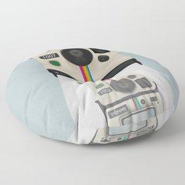 Selfieroid Floor Pillow