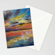 Key West Florida Sunset Stationery Cards