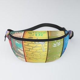 Rainbow Leather Classics Fanny Pack