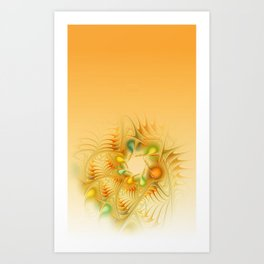 for sheer curtains and more -9- Art Print