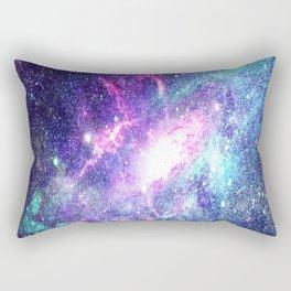 Starry Galaxy Space - Untouchable Vastness Rectangular Pillow