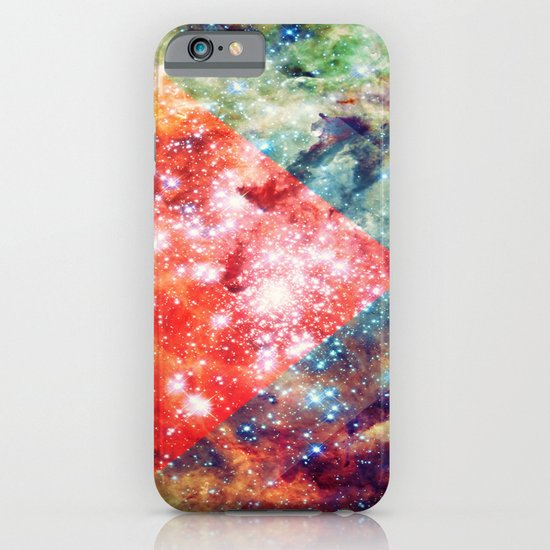 Stars on Fire iPhone & iPod Case