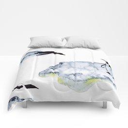 Penguin Floe Comforters