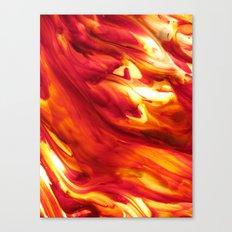 ephemera Canvas Print