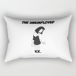 The Unemployed - Vivienne Rectangular Pillow