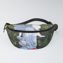 Angel At Christmas Fanny Pack