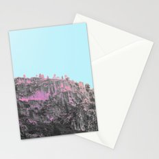 Cliffs at Yosemite Stationery Cards