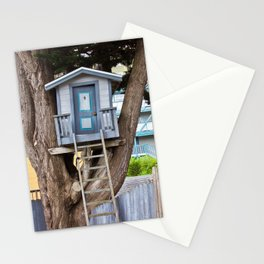 House on the Tree Stationery Cards