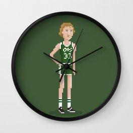 Larry Wall Clock