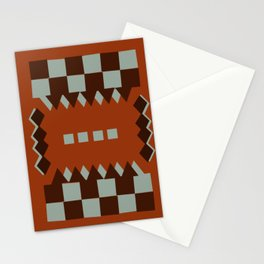Spicy Desert Party Stationery Cards