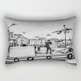 Lovers in Japan Rectangular Pillow