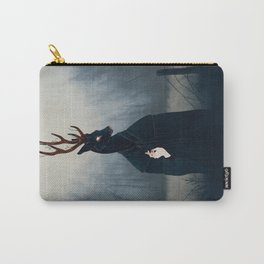 Deep Forest Saint Carry-All Pouch