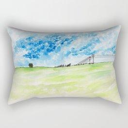 Hill Rectangular Pillow
