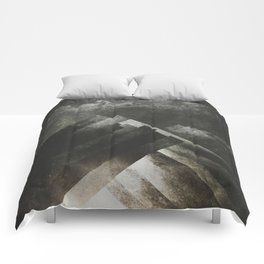 Mount everest and me Comforters