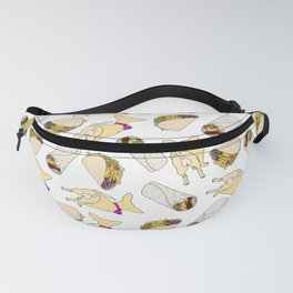 Fast Food Dog Butt Fanny Pack