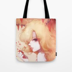 Automne rouge Tote Bag