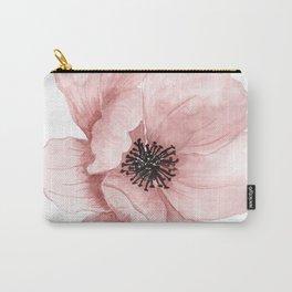 Flower 21 Art Carry-All Pouch