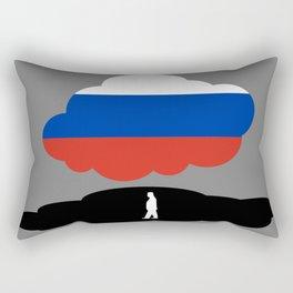 POTUS Trump's Cloud Rectangular Pillow