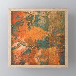 Boiadeiro Framed Mini Art Print