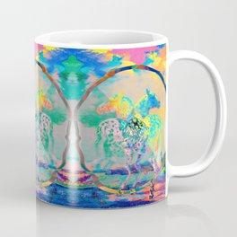 Glitch Horse II Coffee Mug