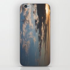 Sunset Hike Los Angeles iPhone & iPod Skin