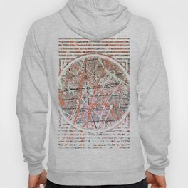 Flight of Color - Circle graphic Hoody