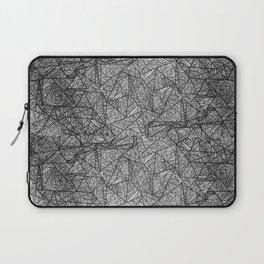 Pattern psychedelia Laptop Sleeve