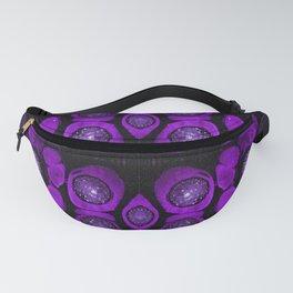 Ultra violet Fanny Pack