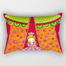 Once Upon a Time - Princess Rectangular Pillow