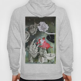 The Garden of Forgotten Happiness diorama Hoody