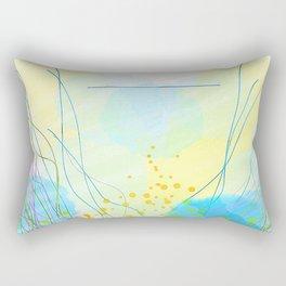 Lydstep Bay Rectangular Pillow